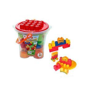 Brinquedo-Baldinho-Construcao-30-Pecas-Mk-184---Dismat