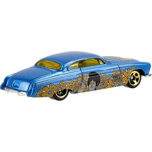 MINI-CARRINHO-HOT-WHEELS-COLECAO-ESPECIAL-FISH'D-N-CHIP'D-BEATLES-MATTEL